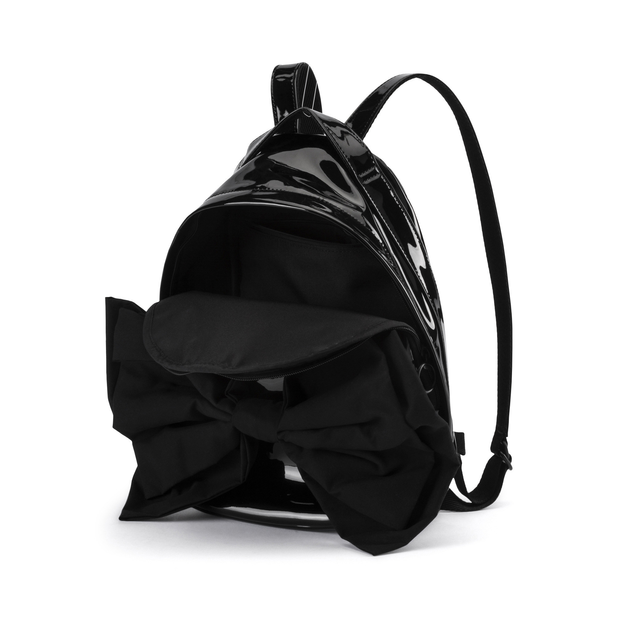 Image Puma Archive Bow Suede Women's Backpack #4