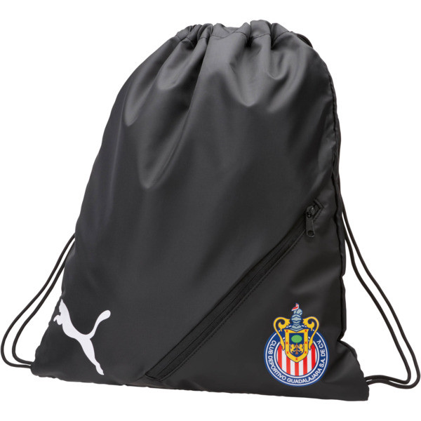 Chivas LIGA Gym Sack, Puma Black, large