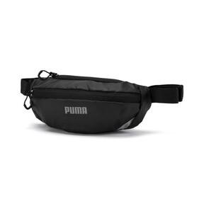 Anteprima 1 di Classic Running Waist Bag, Puma Black, medio
