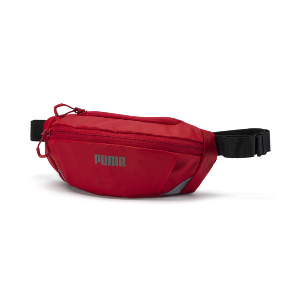 PR Classic Waist Bag, High Risk Red, large