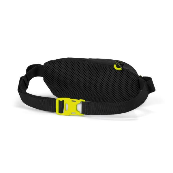 ランニング PR クラシック ウエストバッグ 0.8L, Puma Black-Yellow Alert, large-JPN