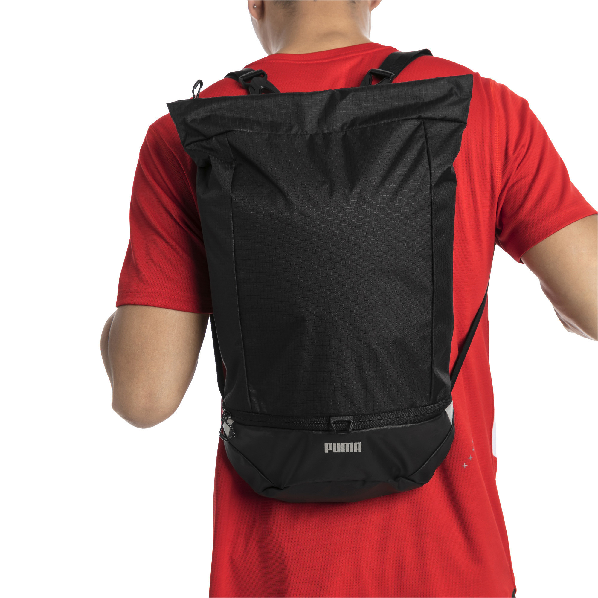 Image Puma Street Running Packable Backpack #2