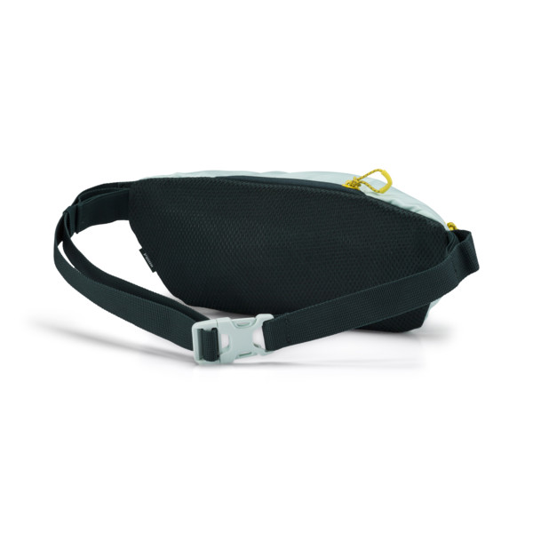Running Women's Waist Bag, Fair Aqua, large