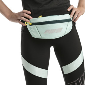 Thumbnail 2 of Running Women's Waist Bag, Fair Aqua, medium