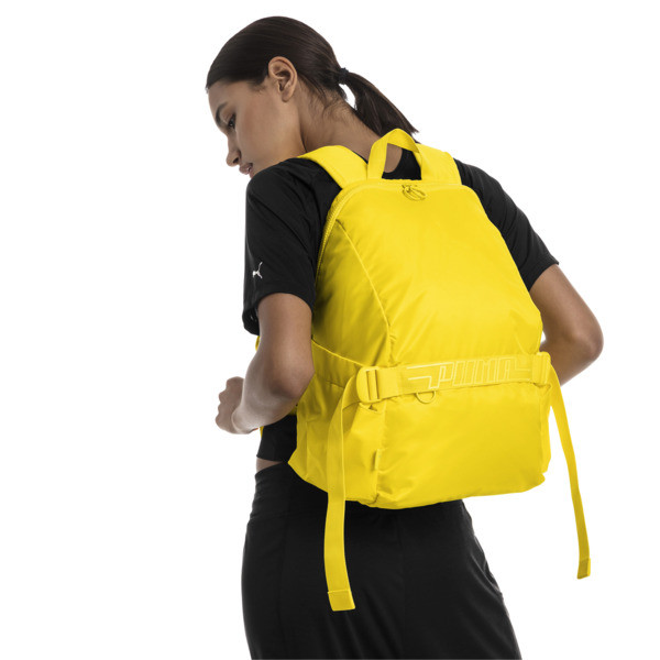 Cosmic Women's Training Backpack, Blazing Yellow, large