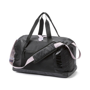 Thumbnail 1 of Active Women's Training Duffle Bag, Puma Black, medium
