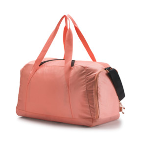 Thumbnail 2 of Active Women's Training Duffle Bag, Bright Peach, medium