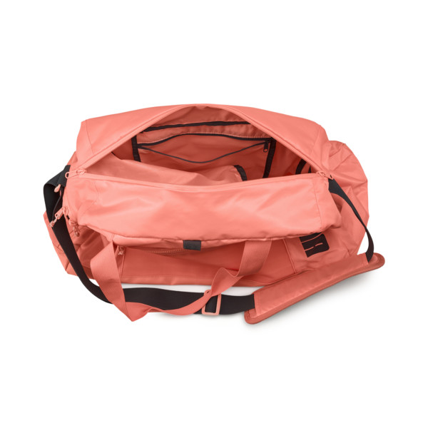 Active Women's Training Duffle Bag, Bright Peach, large