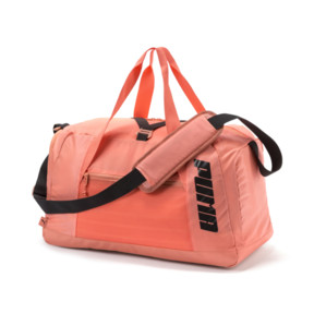 Thumbnail 1 of Active Women's Training Duffle Bag, Bright Peach, medium