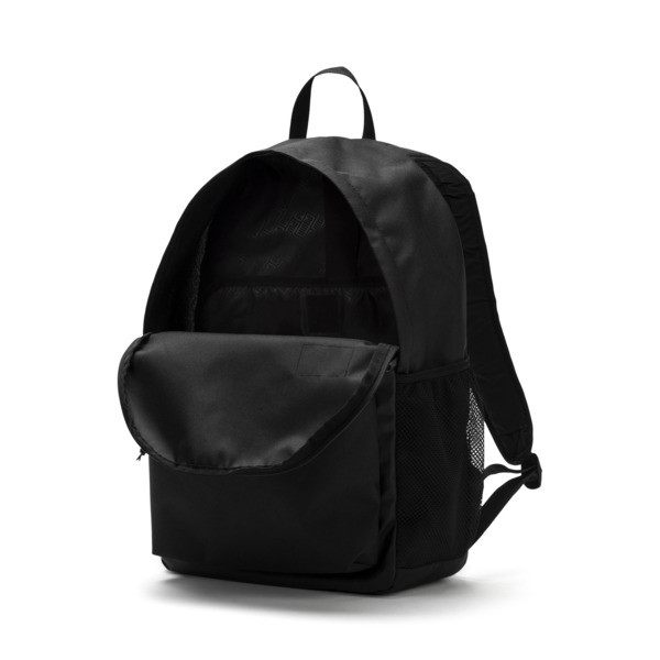 Academy Backpack, Puma Black, large