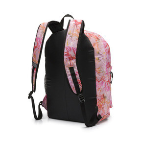 Thumbnail 2 of PUMA Academy Backpack, Pale Pink-Jungle AOP, medium
