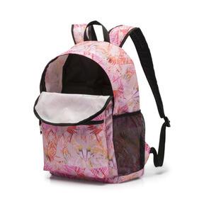 Thumbnail 3 of PUMA Academy Backpack, Pale Pink-Jungle AOP, medium
