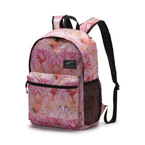 Thumbnail 1 of PUMA Academy Backpack, Pale Pink-Jungle AOP, medium
