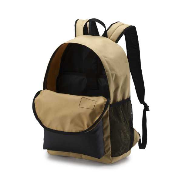 PUMA Academy Backpack, Taos Taupe, large