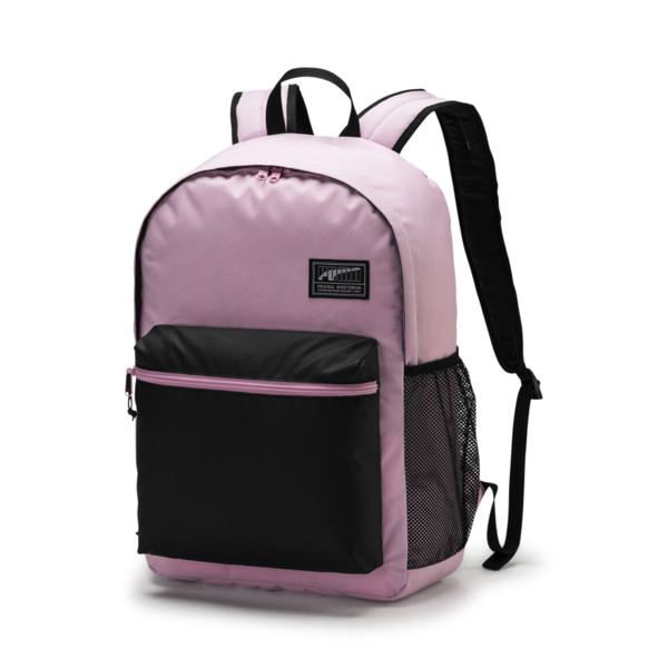 PUMA Academy Backpack, Pale Pink, large