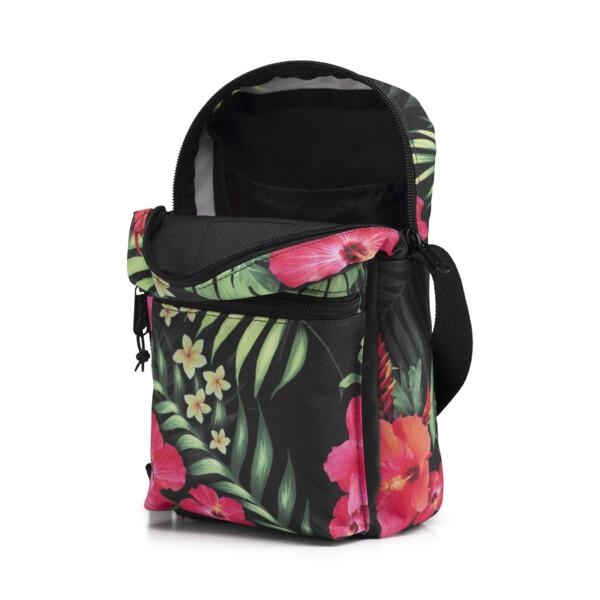 PUMA Academy Portable, Puma Black-Floral AOP, large