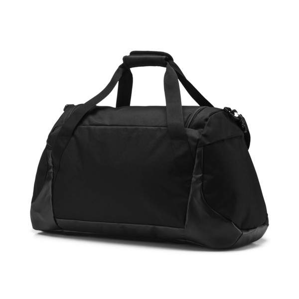GYM Medium Duffle Bag, Puma Black, large