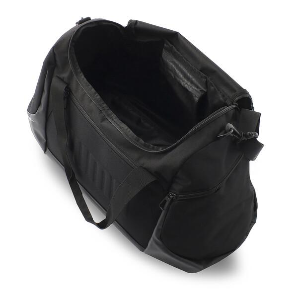 ジム ダッフル バッグ M (40L), Puma Black, large-JPN