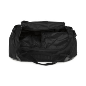 Thumbnail 4 of GYM Medium Duffle Bag, Puma Black, medium
