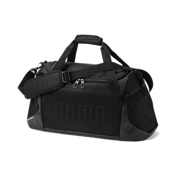 GYM Duffel Bag, Puma Black, large