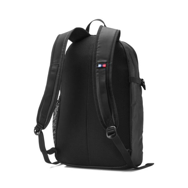 BMW M Motorsport Backpack, Puma Black, large