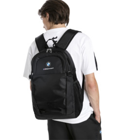 Thumbnail 2 of BMW M Motorsport Rucksack, Puma Black, medium