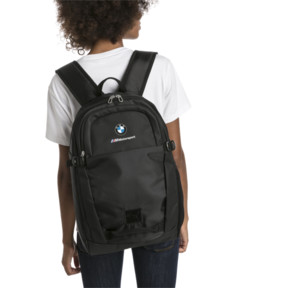 Thumbnail 3 of BMW M Motorsport Rucksack, Puma Black, medium