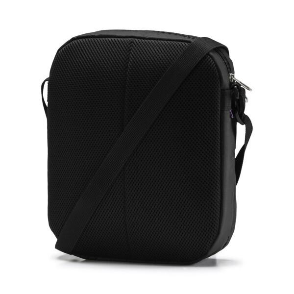 BMW M Motorsport Large Portable Shoulder Bag, Puma Black, large
