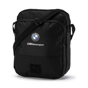 Thumbnail 1 of BMW M Motorsport Large Portable Shoulder Bag, Puma Black, medium
