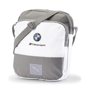 Thumbnail 1 of BMW M Motorsport Large Portable Bag, Puma White, medium