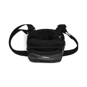 Thumbnail 4 of BMW M Motorsport Small Portable Bag, Puma Black, medium