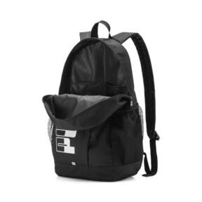 Thumbnail 4 of PUMA Plus Backpack II, Puma Black, medium