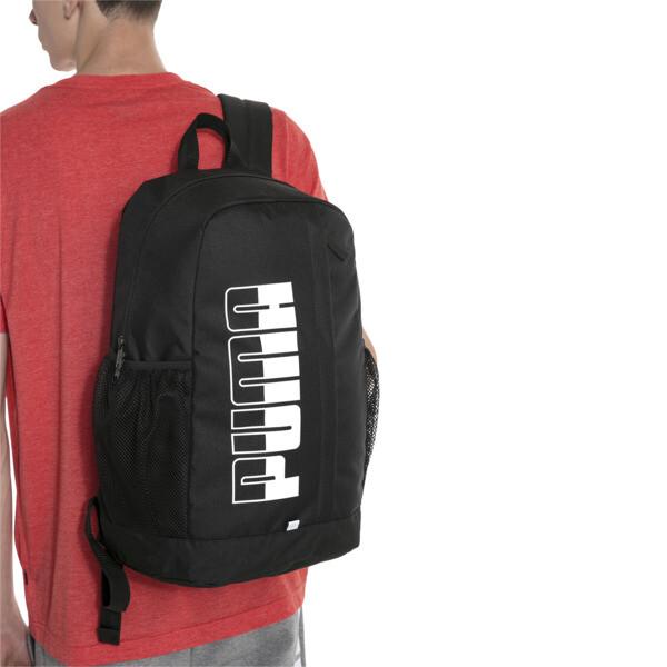 PUMA Plus Backpack II, Puma Black, large