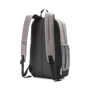 Thumbnail 3 of Plus II Backpack, Charcoal Gray-Puma Black, medium