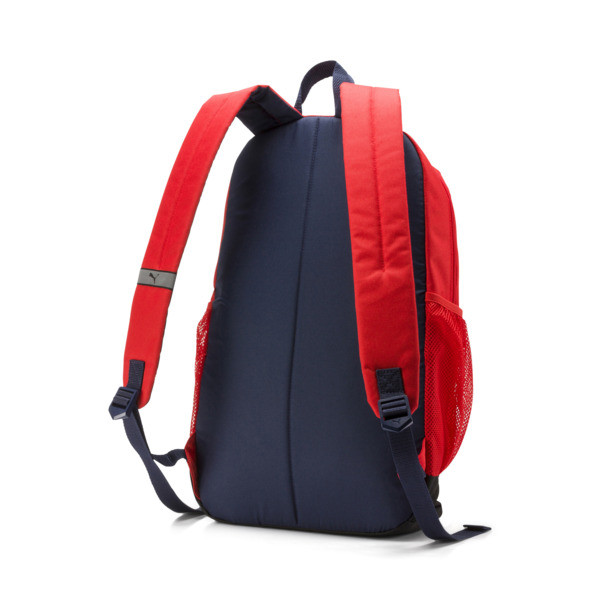 Plus II Rucksack, High Risk Red-Peacoat, large