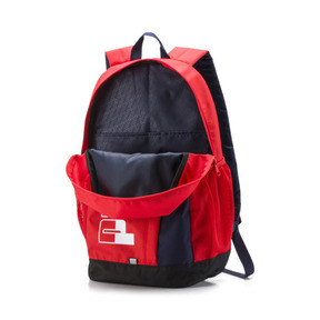 Thumbnail 3 of Plus II Backpack, High Risk Red-Peacoat, medium