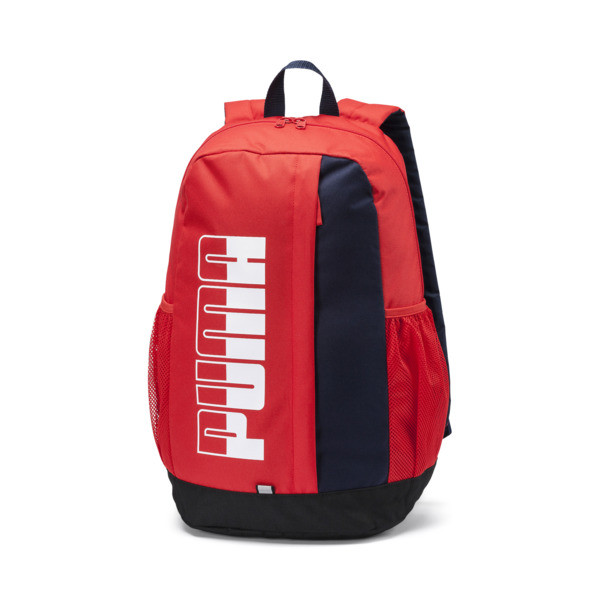 Plus II Backpack, High Risk Red-Peacoat, large