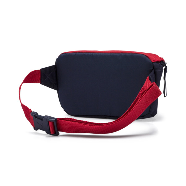 Plus Waist Bag II, Peacoat-High Risk Red, large
