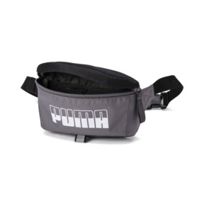 Thumbnail 3 of PUMA Plus Waist Bag II, CASTLEROCK-Puma Black, medium