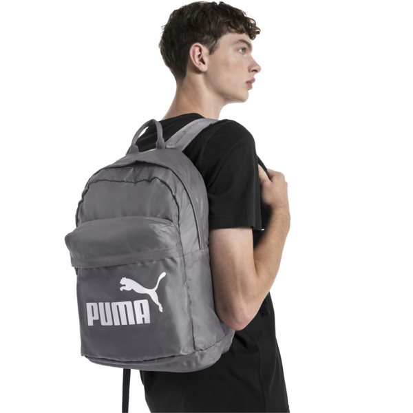 Classic Backpack, Charcoal Gray, large