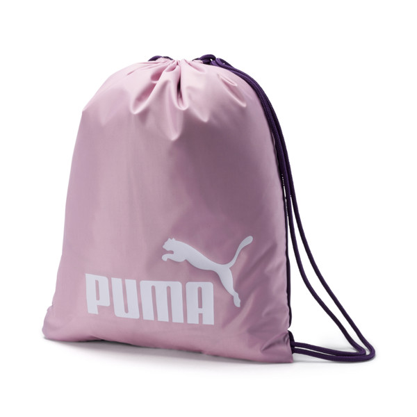 Classic Gym Sack, Pale Pink, large