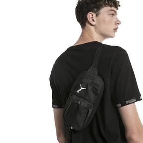 Miniatura 4 de Bolso pequeño para cintura PUMA X Multi, Puma Black, mediano