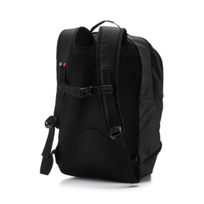 Anteprima 4 di BMW M Motorsport RCT Backpack, Puma Black, medio
