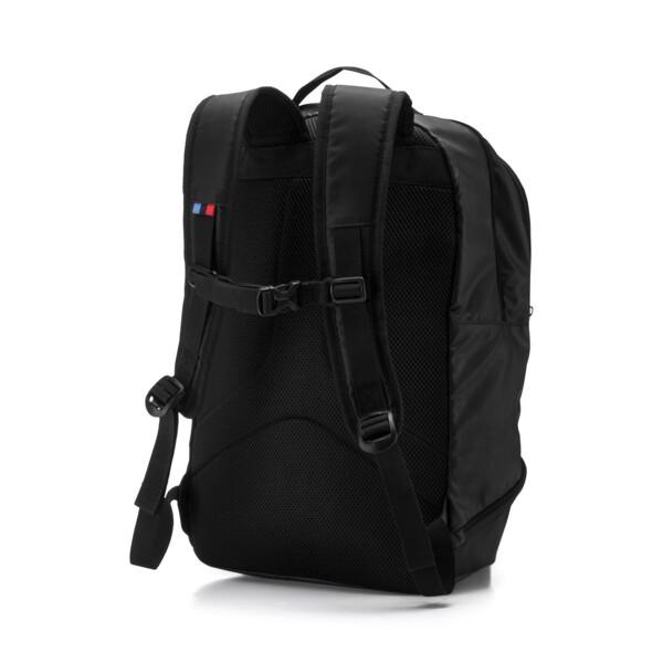 BMW M Motorsport RCT Backpack, Puma Black, large