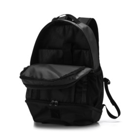 Anteprima 5 di BMW M Motorsport RCT Backpack, Puma Black, medio