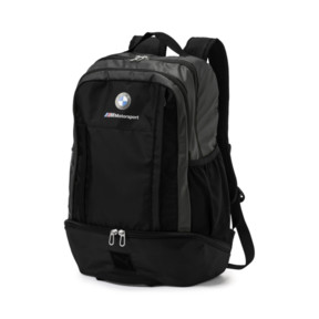 Anteprima 1 di BMW M Motorsport RCT Backpack, Puma Black, medio