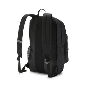 Thumbnail 3 of PUMA Deck Backpack II, Puma Black, medium