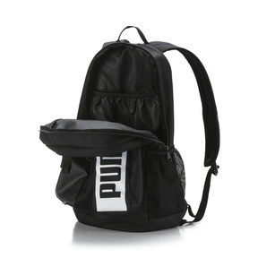 Thumbnail 4 of PUMA Deck Backpack II, Puma Black, medium