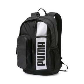Thumbnail 1 of PUMA Deck Backpack II, Puma Black, medium