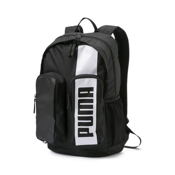 PUMA Deck Backpack II, Puma Black, large
